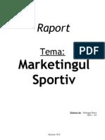 Marketingul Sportiv