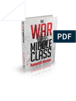 The War of Middle Class by Notion Press
