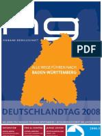 hg 2008.3 | Deutschlandtag 2008