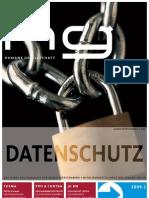 hg 2009.1 | Datenschutz