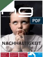 hg 2007.4 | Nachhaltigkeit