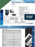 UPS - Inform Dsp m Power Brochure