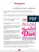 The Husband Diet by Nancy Barone