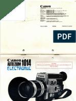 Canon 1014 User Manual