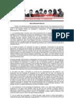 Comité Central - Declaración Pública - Mayo de 2013.pdf