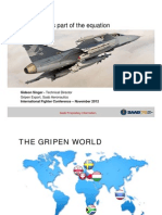 The Gripen Philosophy International Fighter Conference