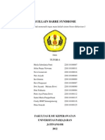 Paper-Guillain Barre Syndrome (Tutor 6 Dan 8)