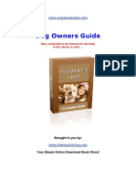 world Dog Owners Guide