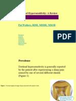 Dental Hipersensitivity