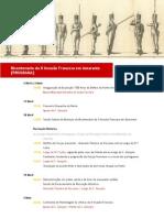 Bicentenário da II Invasão Francesa em Amarante - Programa