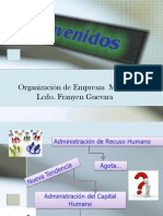 84403922 Organizacion de Empresa