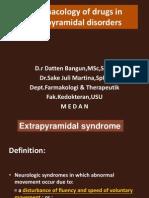 K - 14 Pharmacology of Extrapyramidal Disorders (Farmakologi)