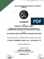 Doc 4 Punatsangchhu 1 Contract