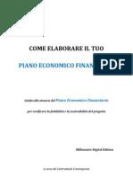 Come Elaborare Il Tuo Piano Economico Finanziario
