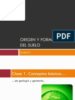 Clase Conceptos Basicos de Geologia y Geotecnia