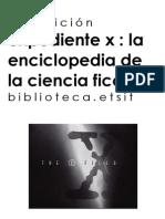 'Expediente X'