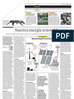 Nuestra energía renovable