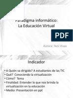 Actividad3-La Educación Virtual