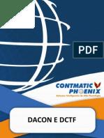 Dacon_DCTF_apostila