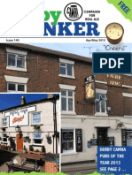 CAMRA Derby Drinker - APR/MAY 2013