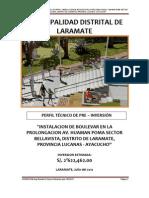 Boulevard Laramate
