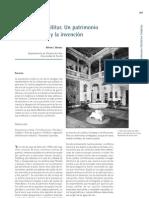 MORALES, Alfredo J. Arquitectura militar. Un patrimonio entre el olvido y la invención