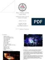 2ube Extra Festival Portfolio