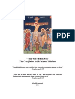 Andani Crucifixion