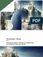 1st Draft of Peizheng Tales