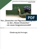 Von Deutschen Mit Migrationshintergrund Zu Den Neuen Deutschen