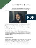Testimonio de Conversión de Jim Caviezel Protagonista de _La Pasión_