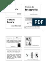 História da Fotografia (14 páginas)
