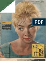1963 - 07 - Cinema