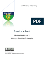 Preparing to Teach, 2.	Preparing Teaching Materials