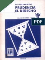 La Prudencia en El Derecho - Julio Cesar Castiglione