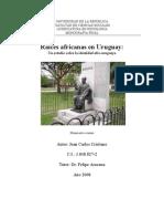 Raices africanas en Uruguay.doc