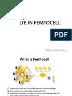 FEMTOCELL lte