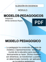 Mode Los Pedagogic Osc w 1