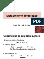 METABOLISMO ÁCIDO BASICO 1