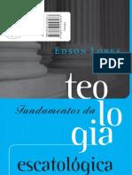 135407523 ISSUU Fundamentos Teologia Escatologica