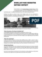 McMillan FactSheet