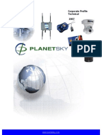 Planetsky Tech Profile V41