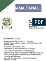 Panama Canal - Final Ppt