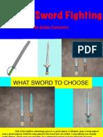 Julian- Foamy Sword Fighting