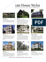 History of American Houses