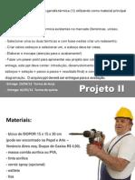 Proposta - II