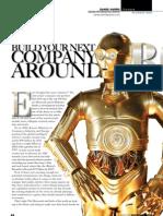 Build Your Next Company Around Robotics.