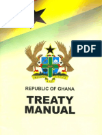 Ghana Treaty Manual 2009