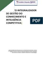 Projeto Integralizador  GCIC