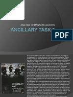 ANCILLARY MAGAZINE ADVERT